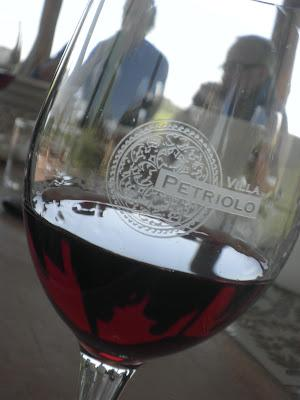 Superior Wine Selections a Villa Petriolo!