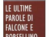 vent'anni dalla strage capaci: ultime parole Falcone Borsellino