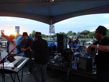 Rick Stringer and the Federation al Fiji International Jazz and Blues Festival