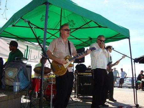 Mofo Party Blues Band al Lulu - Port Denarau Nadi