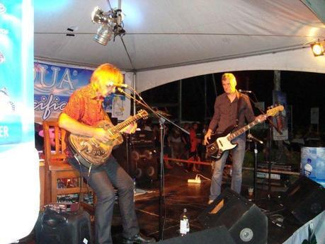 Kevin Borich Express a Port Denarau (2012 Jazz and Blues Festival)