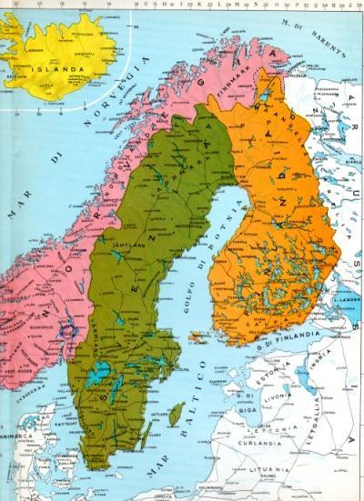 I Paesi Nordici Paperblog