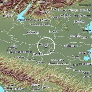 map loc t 300x300 Terremoto 20 maggio 2012 e profezia Maya allineamento Pleiadi Sole Terra