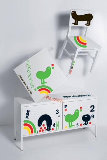 Adesivi per mobili paperblog - Stickers mobili ...