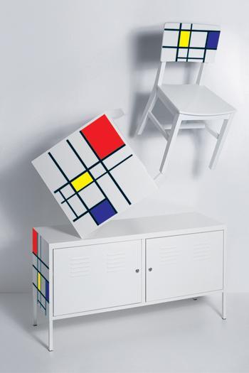 Adesivi per mobili paperblog - Stickers per mobili ...