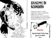 Invito cena fumetto Pistoia, ospite Giuseppe Bernardo