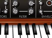 Doodle musicale Google, omaggio Robert Moog