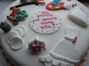 Torta Addio Nubilato