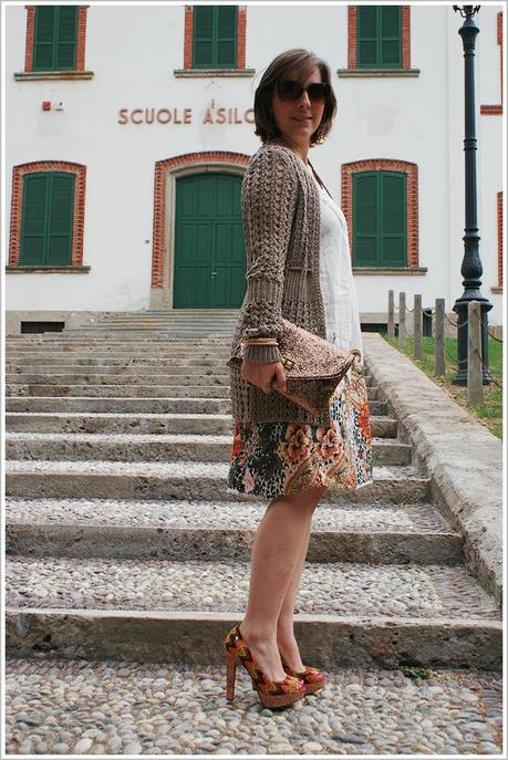 Look of the day: Walk around town in Crespi
