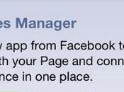 Facebook Pages Manager disponibile download gratuito anche Italia