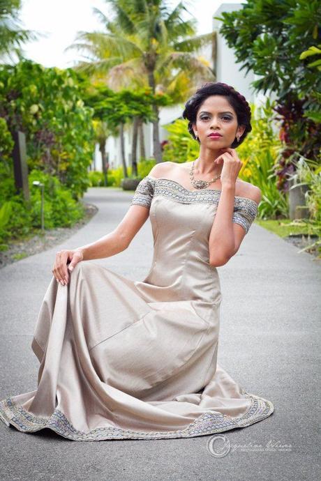 la nuova Miss World Fiji - Koini Vakaloloma
