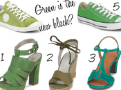 Green black? Scarpe, scarpe scarpe!