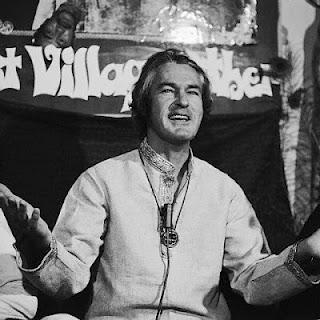 Timothy Leary, il profeta dell'LSD.