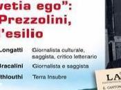 Insubria Terra d'Europa: l'ouverture spetta Prezzolini