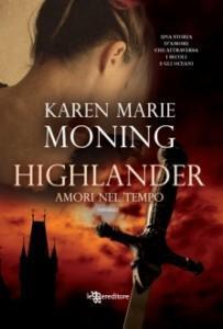 Highlander. L'ultimo dei Templari di Karen Marie Moning – Highlander 3