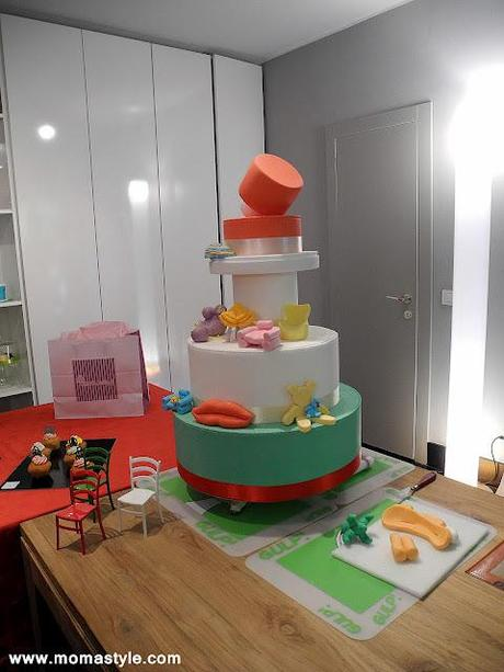 Le torte di giada il cake design nella sua forma pi for Mobili design riproduzioni