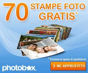 Omaggi gratuiti photobox 70 stampe foto gratis for Stampe di fattoria gratis