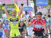 Giro D'Italia Tappa: Guardini vince grande volata Joaquin Rodriguez resta Maglia Rosa