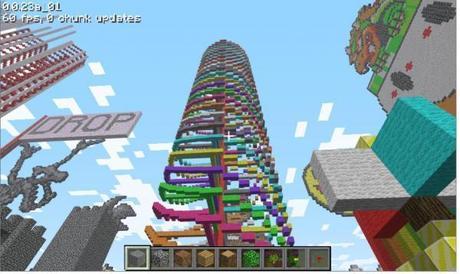 Minecraft, vola a a 9 milioni di vendite, 6 milioni solo su pc