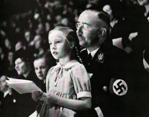 Mio padre è un tiranno: Gudrun Himmler