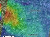 Terremoto Emilia, l'area sollevata