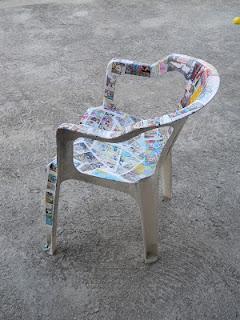 Come Rinnovare Le Sedie Di Plastica.Come Recuperare Delle Sedie Di Plastica Rovinate Prima Parte