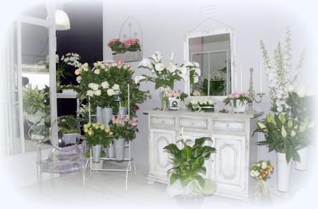 un negozio di fiori - paperblog - Idee Arredamento Negozio Fiori