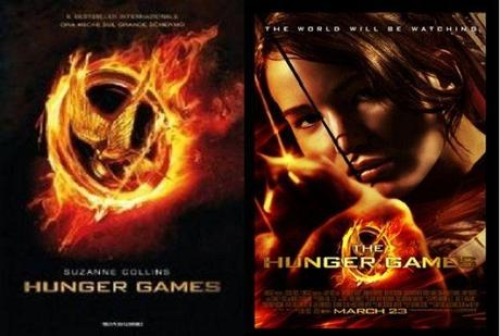 hunger games book vs movie essay The hunger games movie is a very big deal all over the world, not only among teens, but also among a.