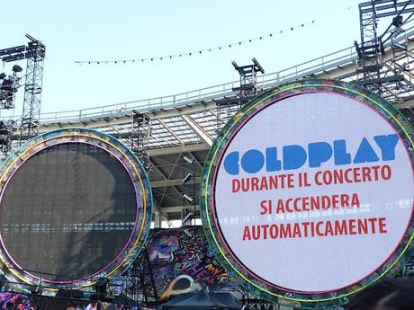 24 may 2012 COLDPLAY in Turin!