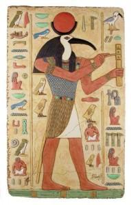 Il dio che non cessa di affascinare e di ispirare thoth - Le tavole di thoth ...