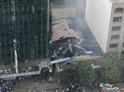 Enorme deflagrazione centro Nairobi, feriti. attentato?