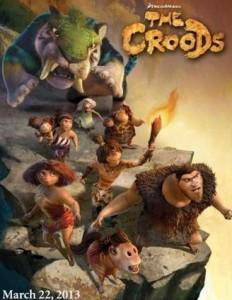 Dreamworks - The croods