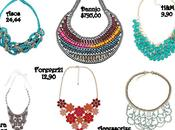 Trend report: statement necklace