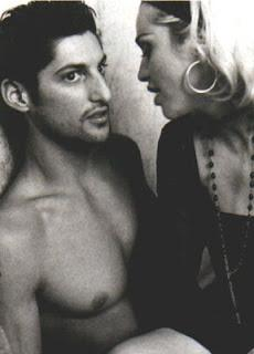 Archivio DG_VICTIMS: Madonna & Tony Ward su Interview Magazine