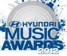 """Music Awards 2012"" Hyundai"