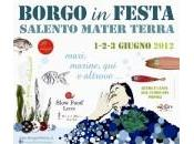 Borgo festa 2012: l'Estate Salentina parte Borgagne