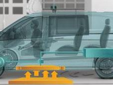 L'auto elettrica diventa wireless