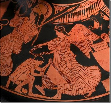 La donna nell 39 arte ceramica greca a napoli paperblog for Vasi antica grecia