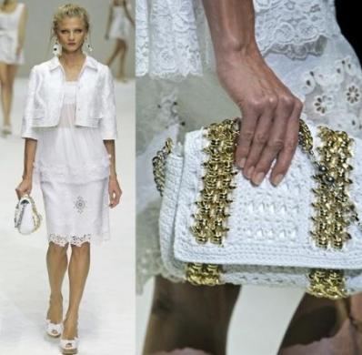 Dolce   Gabbana  Tutte le borse della primavera-estate 2011 - Paperblog ae593db5ab3