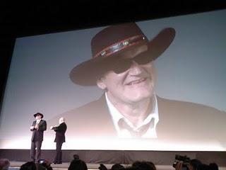 Jessica Alba - Rob Rodriguez - Tarantino