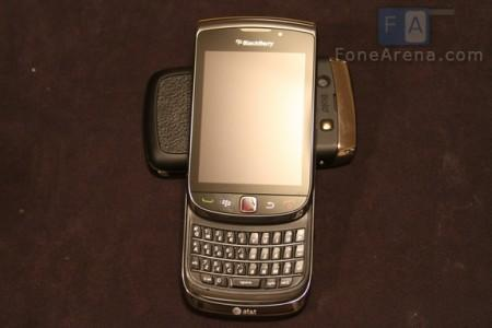 Fotogallery: BlackBerry Torch