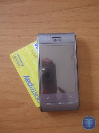 Recensione: LG Optimus GT540 by Techonlino.com