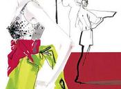 Nuovo Libro Masters Fashion Illustrations David Downton