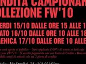 Stupid vendita campionario Milano