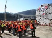 """Fiocco azzurro oggi Svizzera: nato """"treno tunnel"""" lungo mondo. Grazie """"San Gottardo"""" network struttuale nord Europa"""