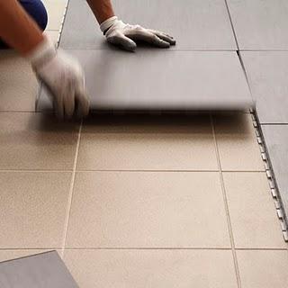Pavimento in ceramica ad aggancio automatico paperblog - Posa pavimento esterno su cemento ...