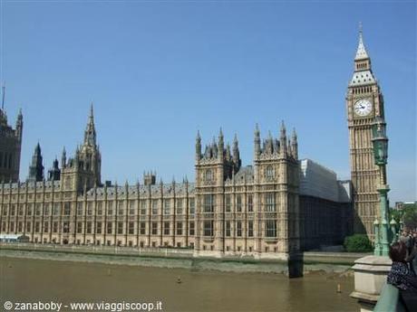 Londra ieri e oggi paperblog for Oggi al parlamento