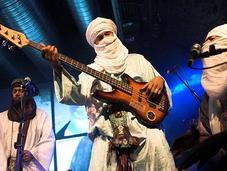 Tinariwen Rivoluzionari chitarra