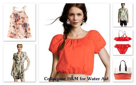 H&M; for Water