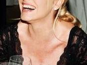 Antonella Clerici Eddy Martens elegantissimi agli Oscar vino.